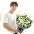 送男性鲜花